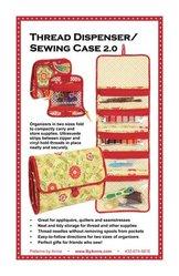Thread Dispenser/ Sewing Case 2.0, mönstret