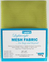 Mesh, Apple Green