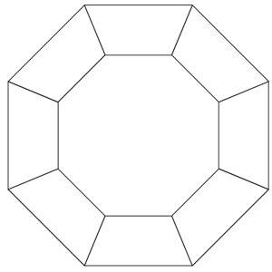 Tumbler till octagon, skärmall