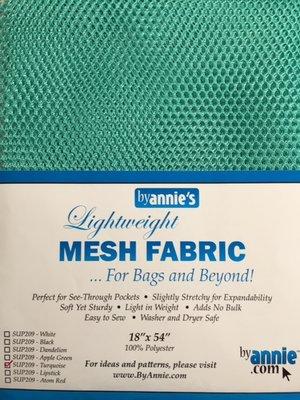 Mesh, Turquoise