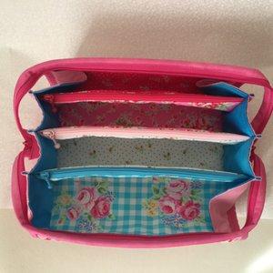 Sew Together Bag, originalet + QP´s svenska variant