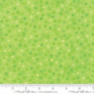 Grönt med gröna prickar, FQ