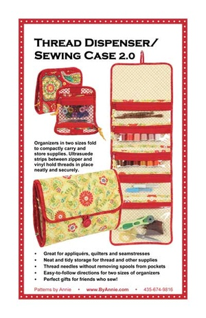 Thread Dispenser/ Sewing Case 2.0, mönstret