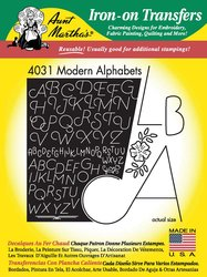 Modern Aphabets