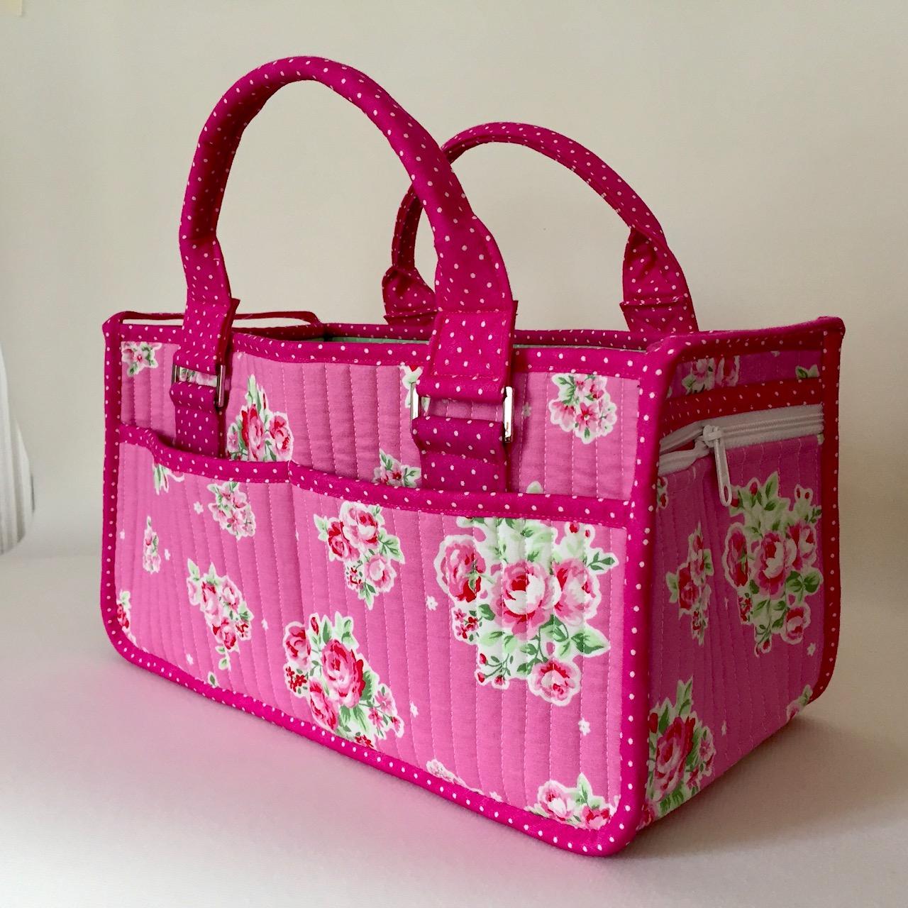 Väskmaterial och -mönster